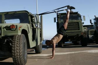 TRX FORCE – Das praxiserprobte Trainingsgerät für die taktischen Athleten