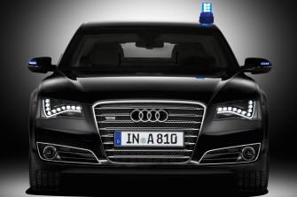 Der Audi A8 Security 2016 Ed.